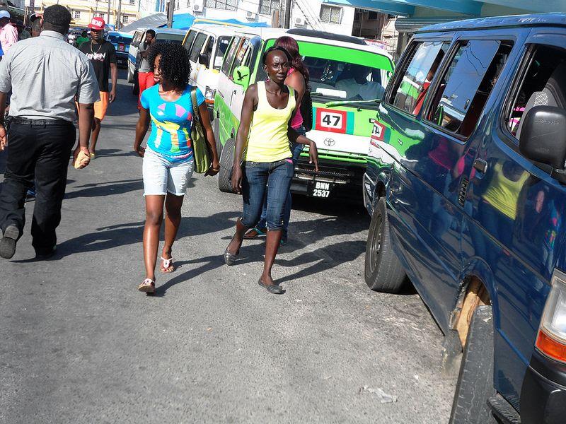 03122013 1136 Guyana, Street view