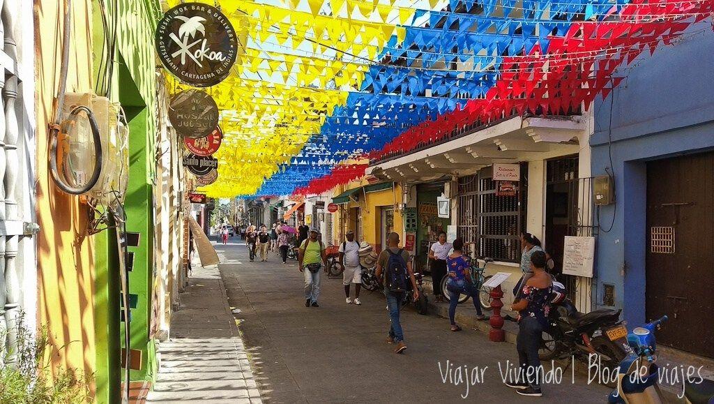 Dónde Comer En Cartagena De Indias Barato Y Rico Viajar Viviendo Cartagena De Indias Cartagena Agendas De Viaje