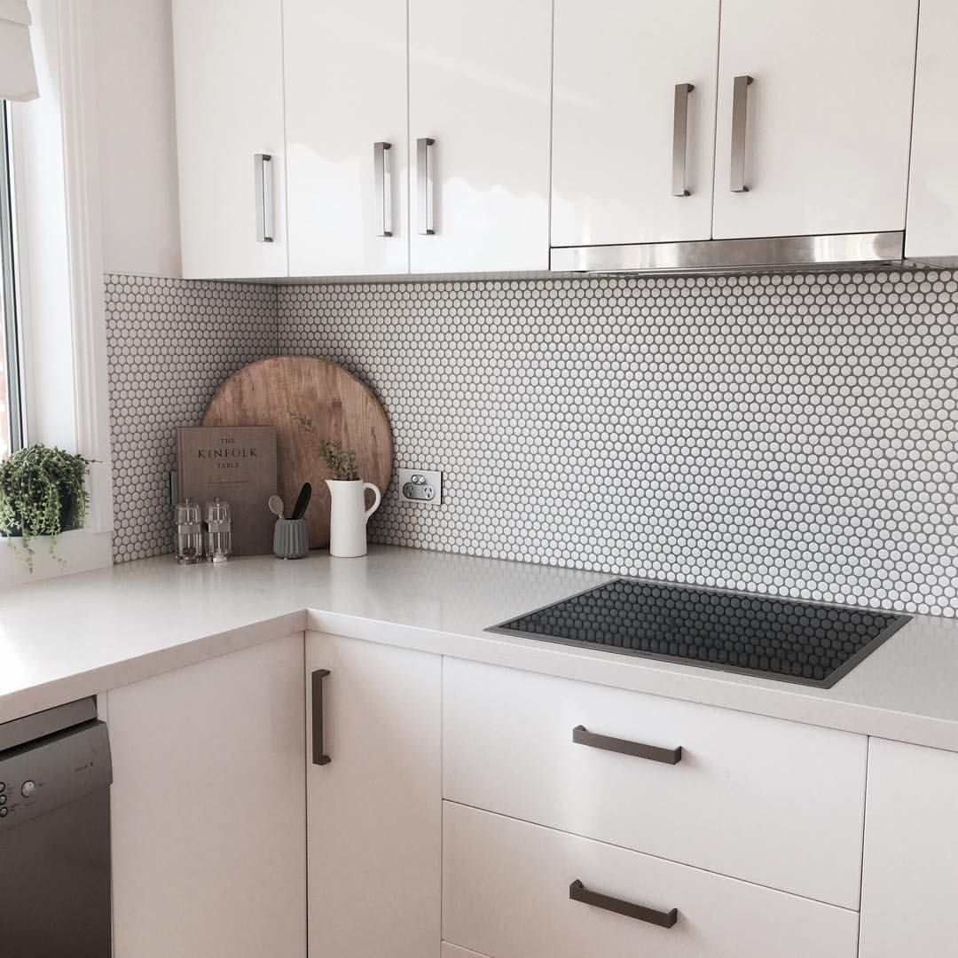 Stylingbytiffany On Instagram White Kitchen Kitchen Styling