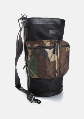 DEZERTWOLF - Duffel Bag Multifunction - Orobianco Desertika Collection 2013