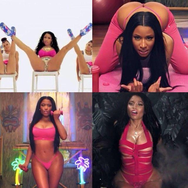 Porno nikki minaj Nicki Minaj