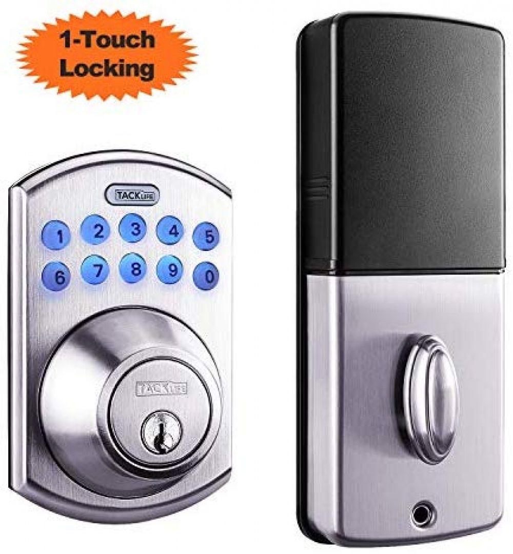 Pin On Electronic Door Locks