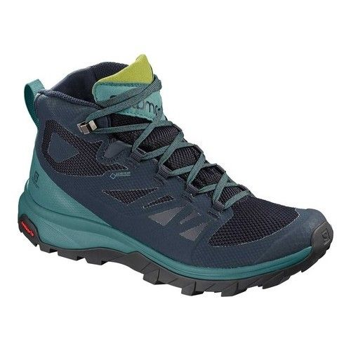 Photo of Salomon Women's Outline Mid GORE-TEX Hiking Boot