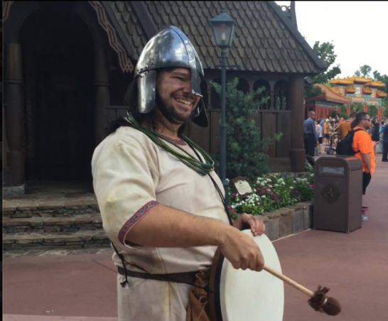 A fun addition to the entertainment line up is the Norway Vikings in Epcot. These Vikings come out throughout the day and interact with guests.