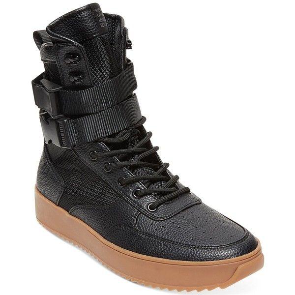 Zeroday High-Top Sneakers