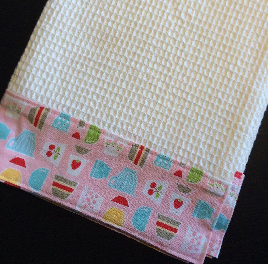 Kitchen Towel, Hand Towel, Tea Towel, Waffle Weave Towel, Dish Towel ...