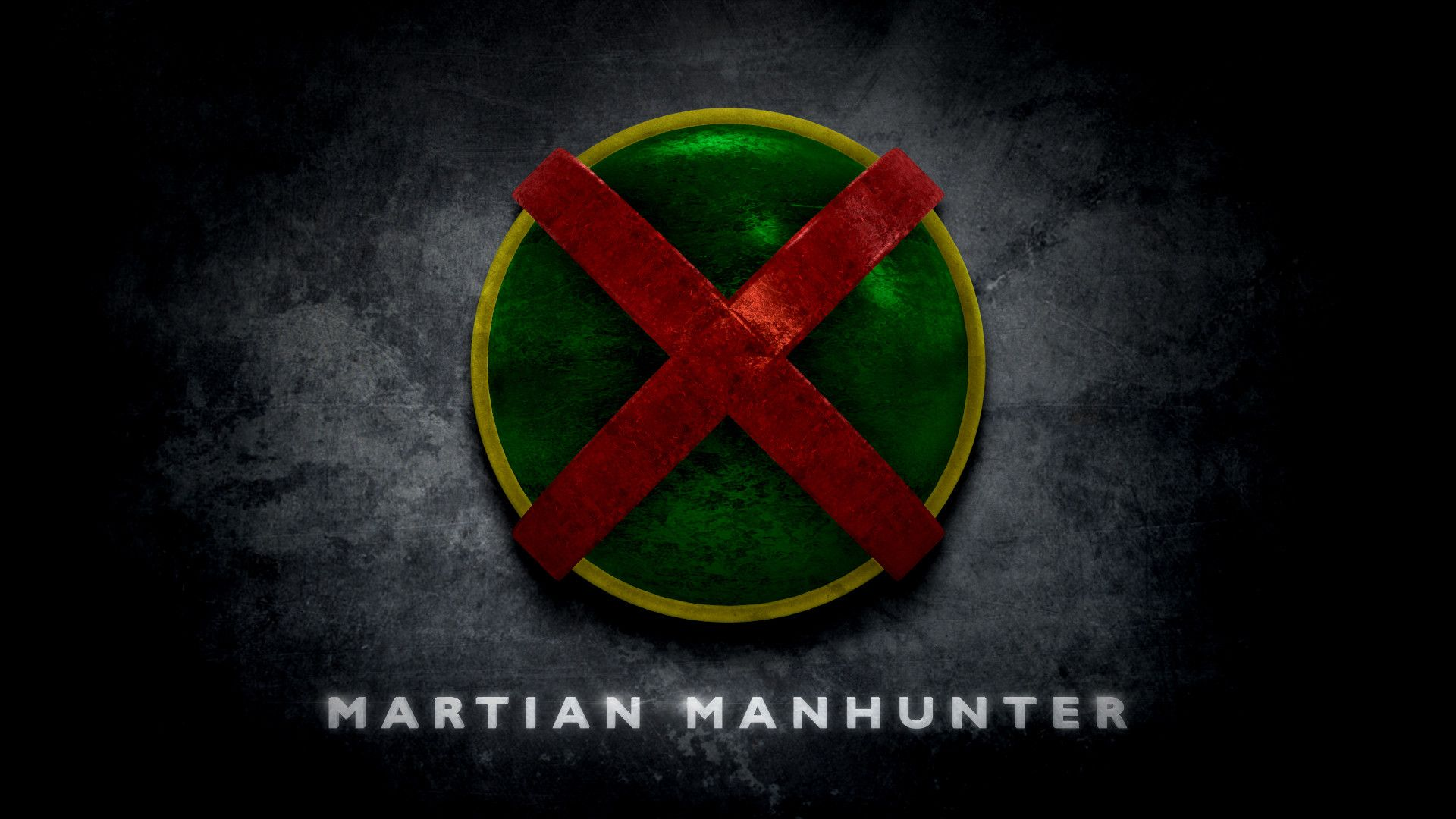 Martian Manhunter Logo | DC Comics | Pinterest