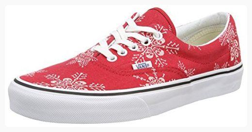 016b6cceb388 Vans Unisex Era MTE Blue Skate Shoe 9 Men US   10.5 Women US ...