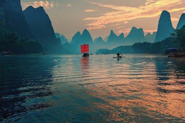 Река Лицзян