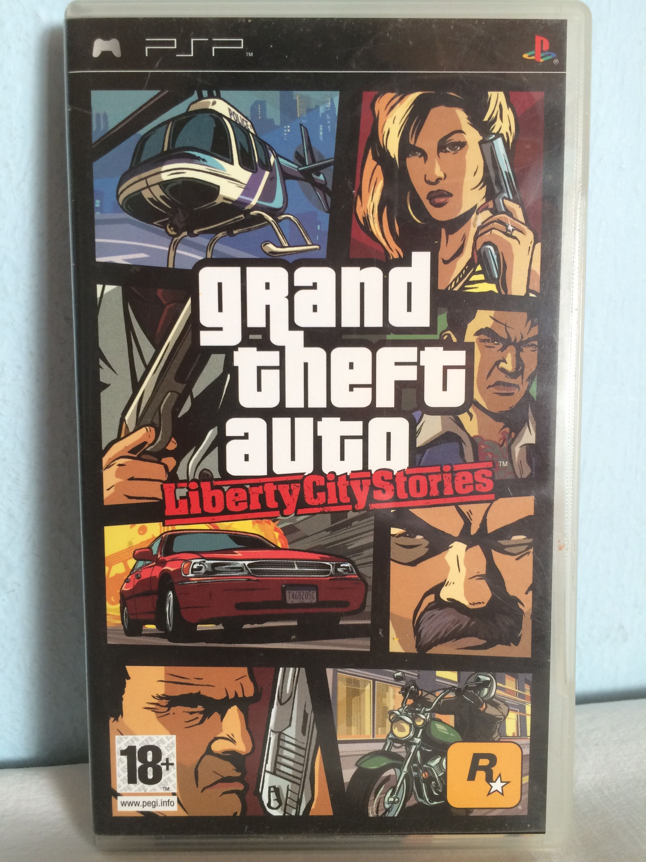 Grand Theft Auto Liberty City Stories Game Grand Theft Auto