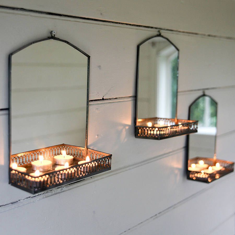 Mirror With Shelf From Notonthehighstreet Com Stuff Things