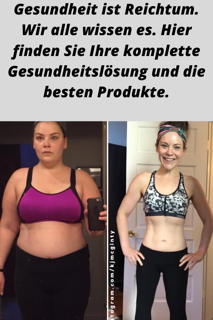 Gewichtsverlust Trainingsplan