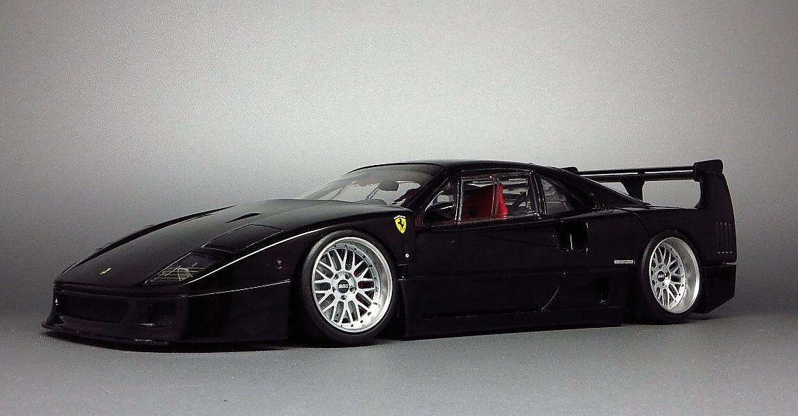 1 18 Ferrari F40 Lm Ferrari F40 Ferrari Luxury Cars