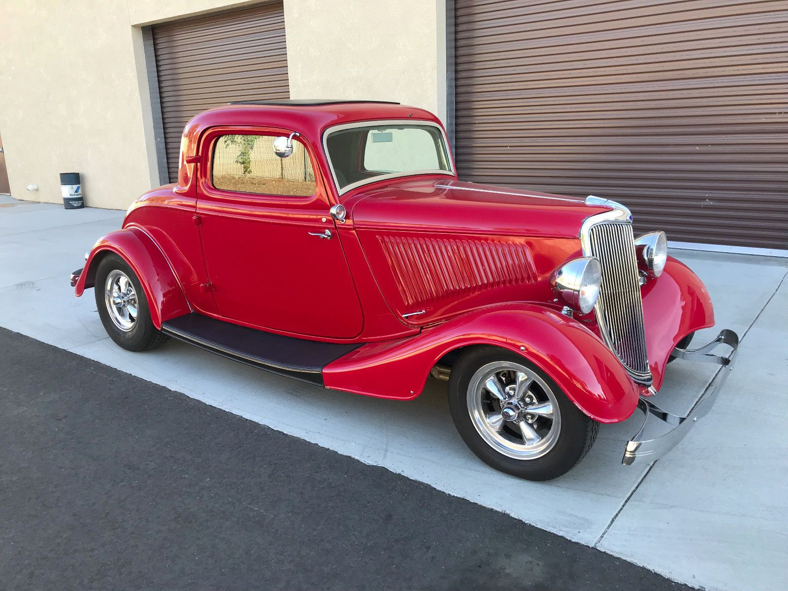 Cool Great 1934 Ford 3 Window Coupe Deluxe 1934 Ford 3 Window Coupe ...