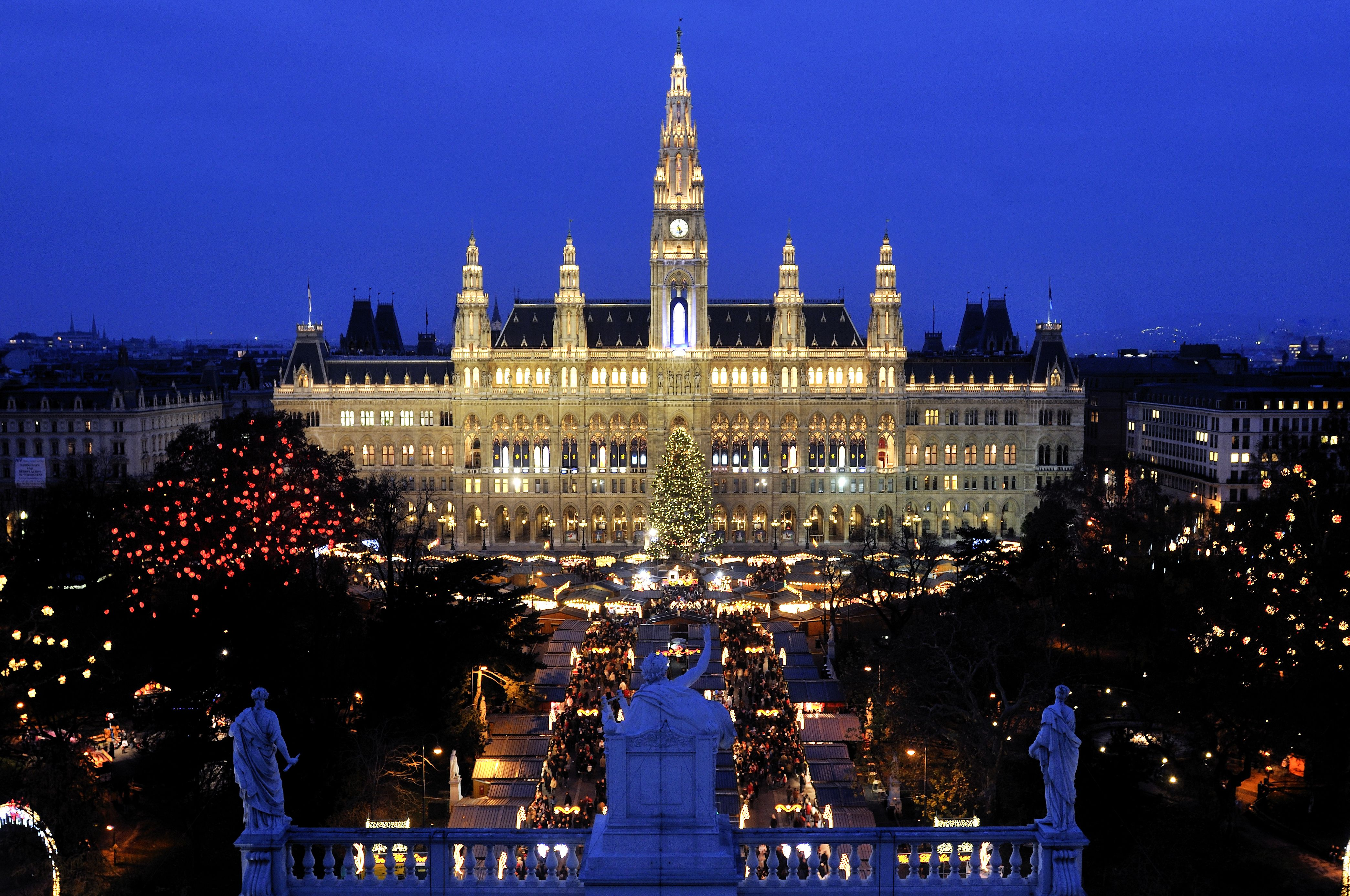 Vienna Austria #holidays #christmas #travel #bucketlist #