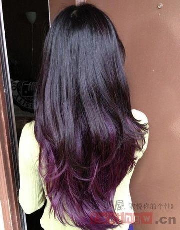 reflejos violeta en el cabello - Buscar con Google   Book ...