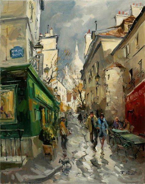 Robert Ricart - Paris ~**