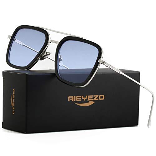 Best Tony Stark Sunglasses For Men And Women In 2021 Tony Stark Sunglasses Sunglasses Vintage Tony Stark