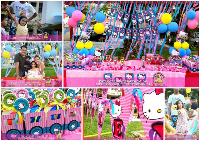 Gallery With Images Hello Kitty Decorations Hello Kitty Party