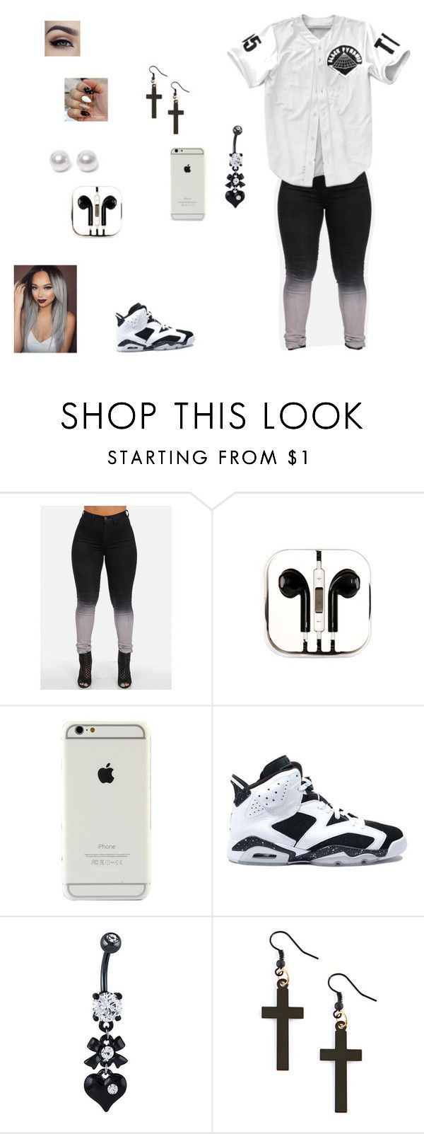 """""""Untitled #298"""" by lennora ❤ liked on Polyvore featuring PhunkeeTree, NBD, Retrò, Nouv-Elle, women's clothing, women, female, woman, misses and juniors"""