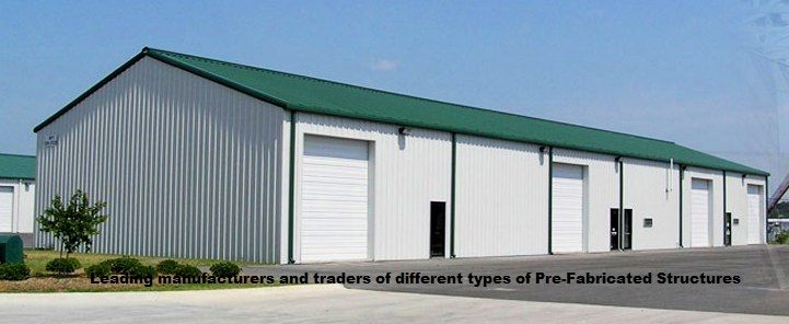 Nowadays prefabricated structures are cost effective, efficient, and