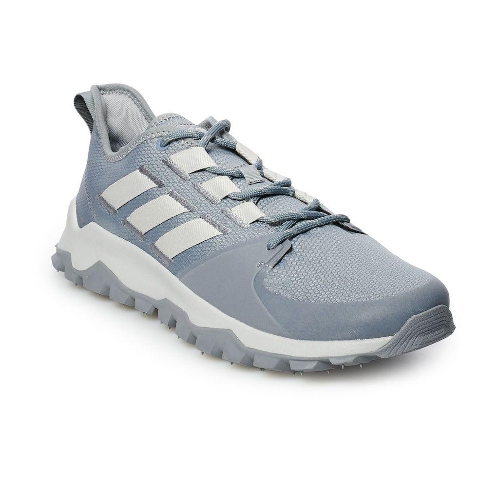 a1f7bc33bdd24 adidas Kanadia Trail Men's Trail Running Shoes, Size: 14, Grey in ...