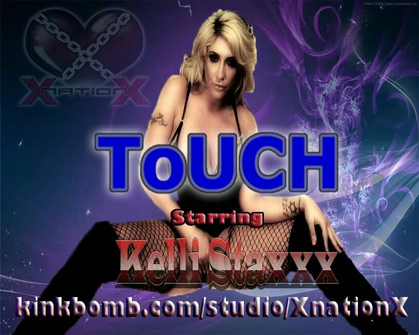 Kelli Staxxx Gives One Hell Of A Performance In This Solo Scene That Was Just Released On Kinkbomb Studio Xnationx Go See It