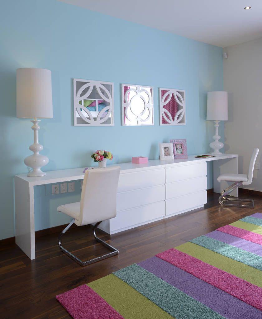 Fotos de rec maras infantiles de estilo moderno for Muebles de escritorio modernos para casa