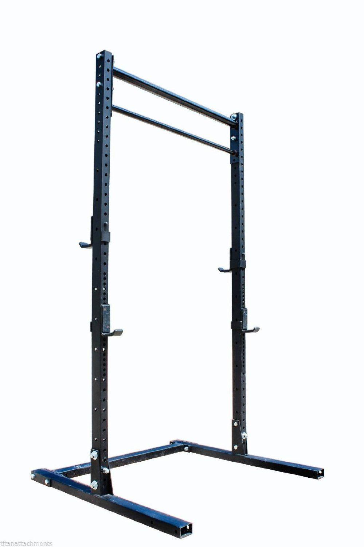 Cheap Squat Rack Titan Hd Squat Stand Fitness Rack Pull Up Bar