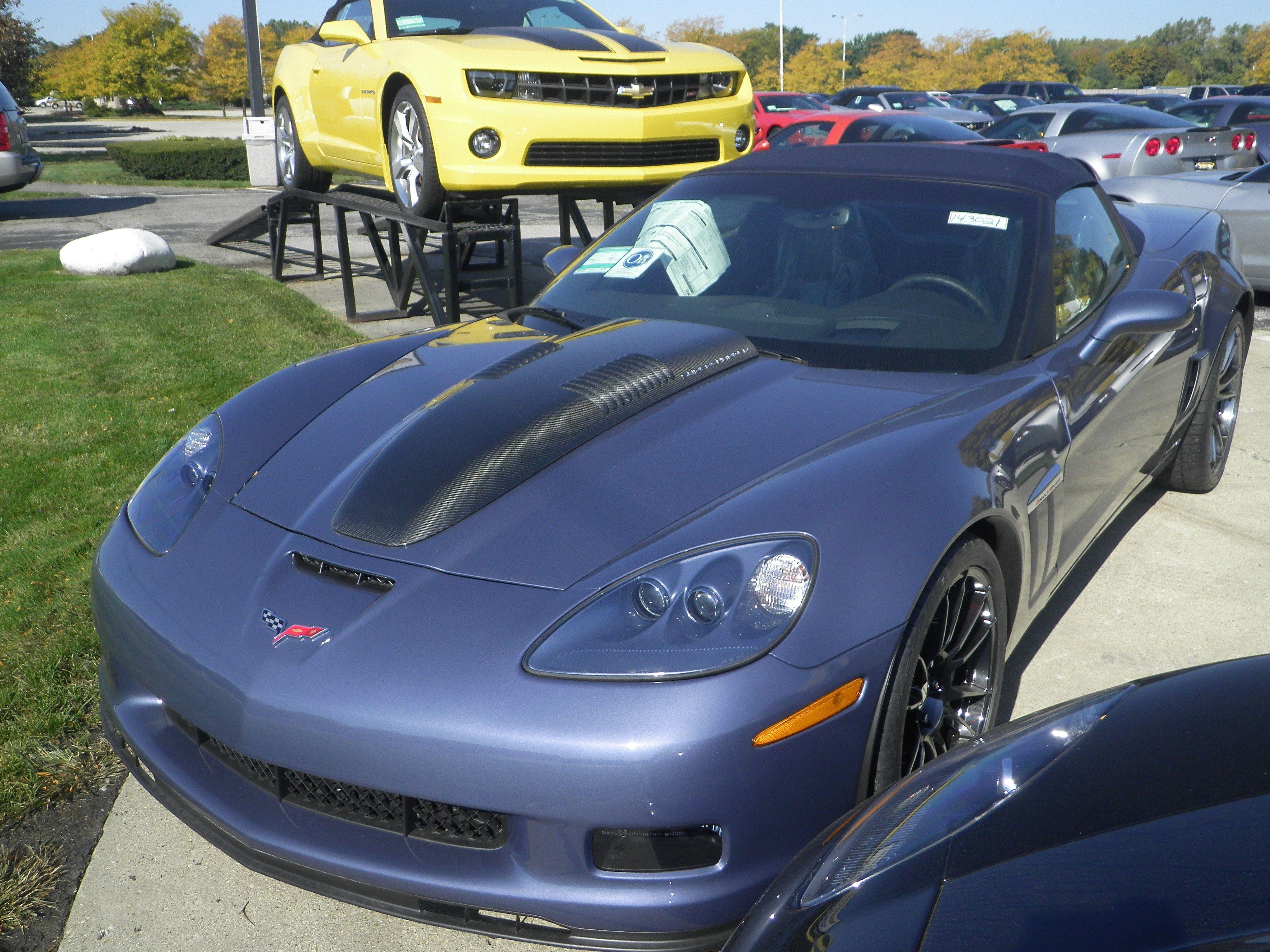 Callaway Stasek Chevrolet Largest Corvette Dealer In The Central