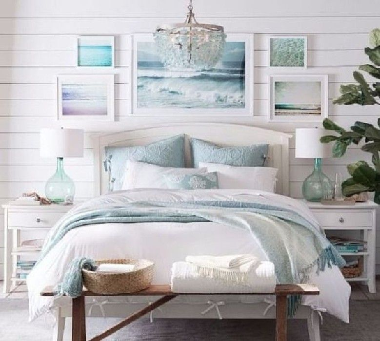Pin By Erica Jannelli On Arquitetura Beach Style Bedroom