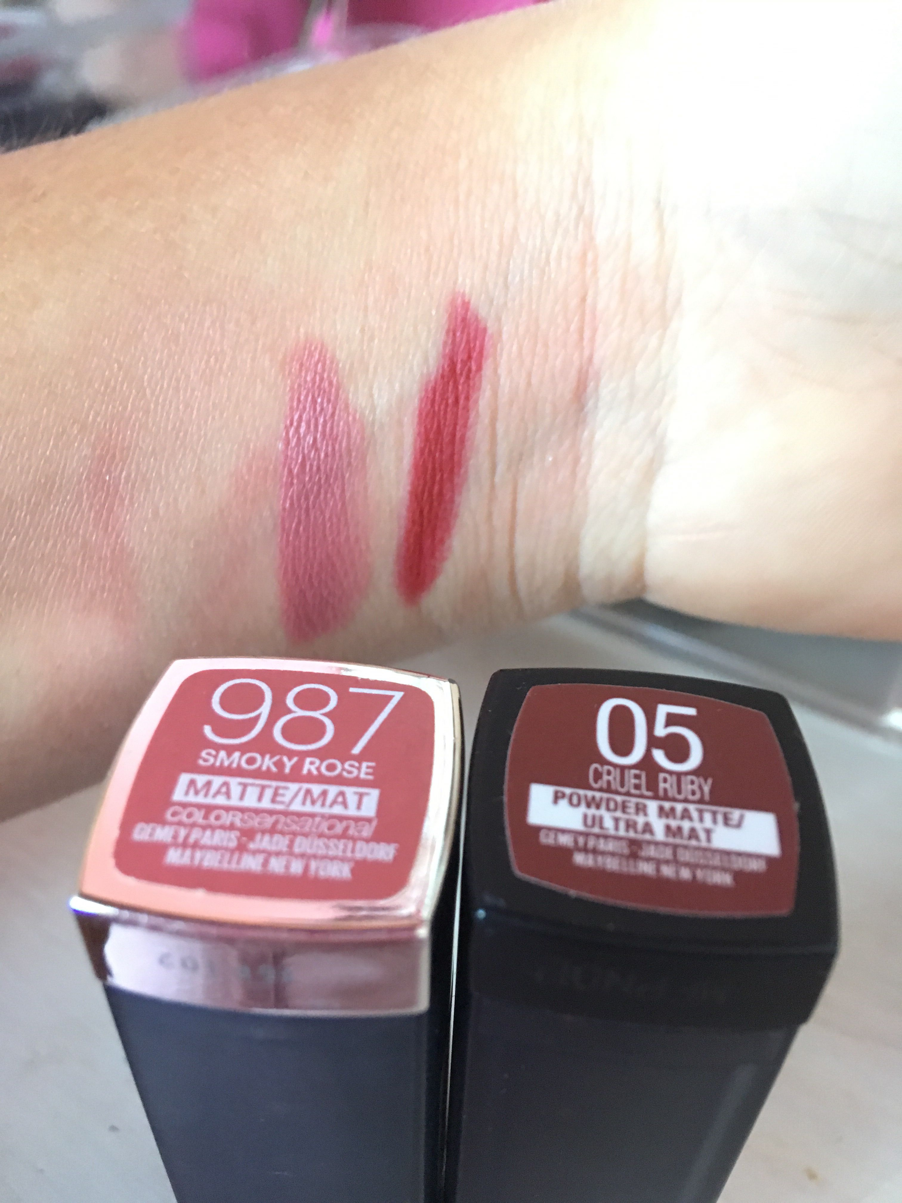 Maybelline Labiales