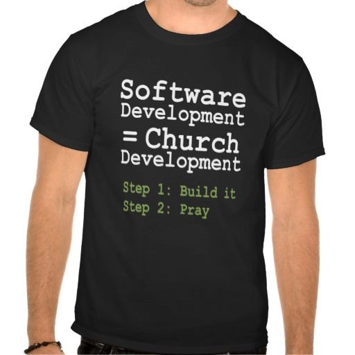 Build It and Pray T Shirt, Hoodie Sweatshirt