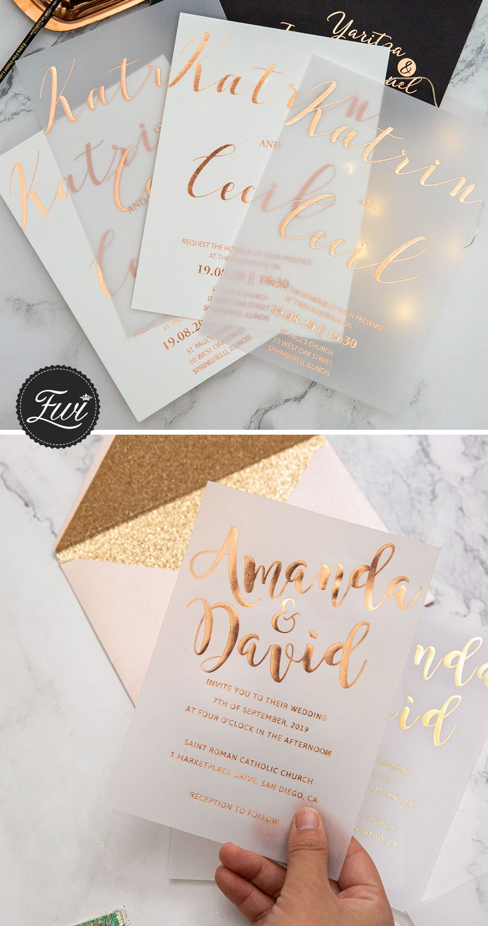 Foil Wedding Invitations Elegantweddinginvites In 2021 Wedding Invitations Wedding Invitation Cards Foil Wedding Invitations