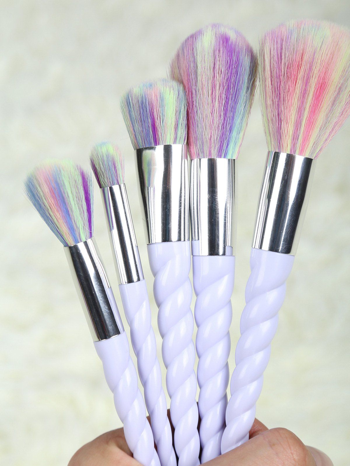 Unicorn Makeup Brushes Set Unicorn makeup, Makeup