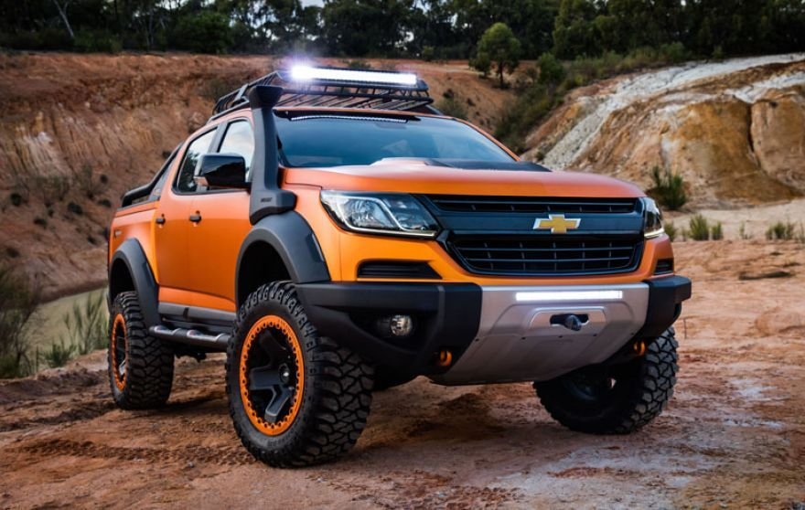 colorado extreme front Cars Pinterest
