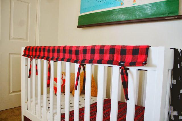 Do It Yourself Crib Teething Guard Take Existing Crib