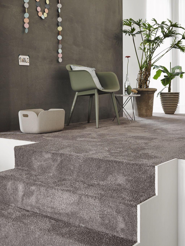 Uitgelezene woontrend natural living tapijt in grijs (met afbeeldingen NN-97