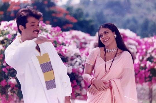 Anil Kapoor & Kajol / Hum Aapke Dil Mein Rehte Hain   BOLLYWOOD