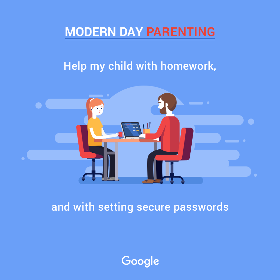 Google Explained It Well Your Child Vs Digital World Does Your Child Consuming With Too Much Digital Technology Mak Parenting Help My Children Children