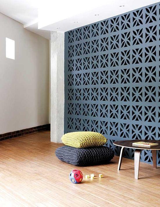 Dustjacket Attic In 2020 Interior Breeze Block Wall Decorative Concrete Blocks