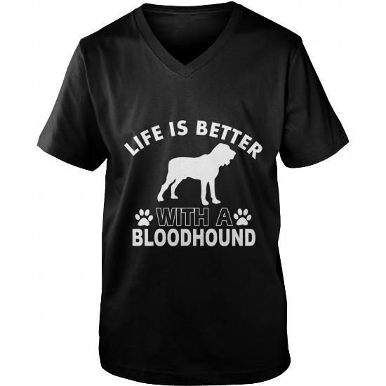 Gift for Mother's Day 2017 (19$-40$):Custom Names Life Is Better With A BLOODHOUND Dog Lover Dad Mom Lady Girl Boy Men Women Man Woman Wife Husband T-Shirts ===>Click to order now (mother's day,mother's day 2017, mother's day gift ideas, gifts for mother's day, ideas for mother's day, mothers day ideas, mothers day presents, mothers day presents ideas, mom day gifts, #mothersday, #motherday2017,#mothersday2017) - Tap The Link Now To Find The Gift