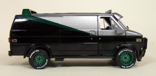 Chase 1983 Gmc Vandura The A Team 1983 1987 Tv Series 1 24