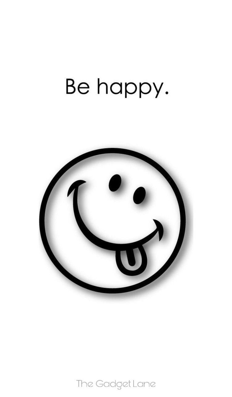 Apple iphone wallpaper happy wallpaper smile