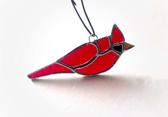 Red Bird Cardinal Art Gifts Decor