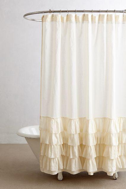 Aberdeen Shower Curtain Anthropologie Com Marry Deco