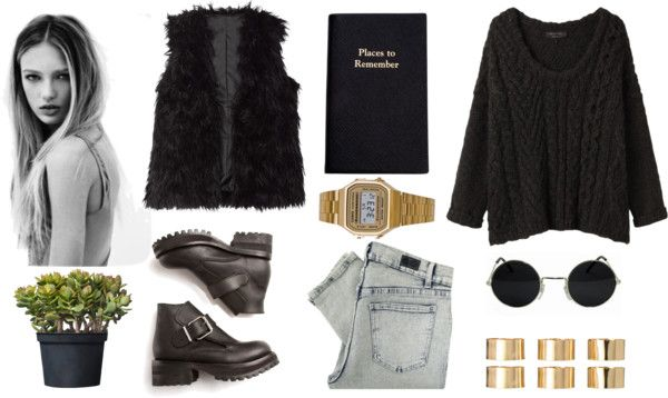 """Winter #3"" by lagoon-haze ❤ liked on Polyvore"