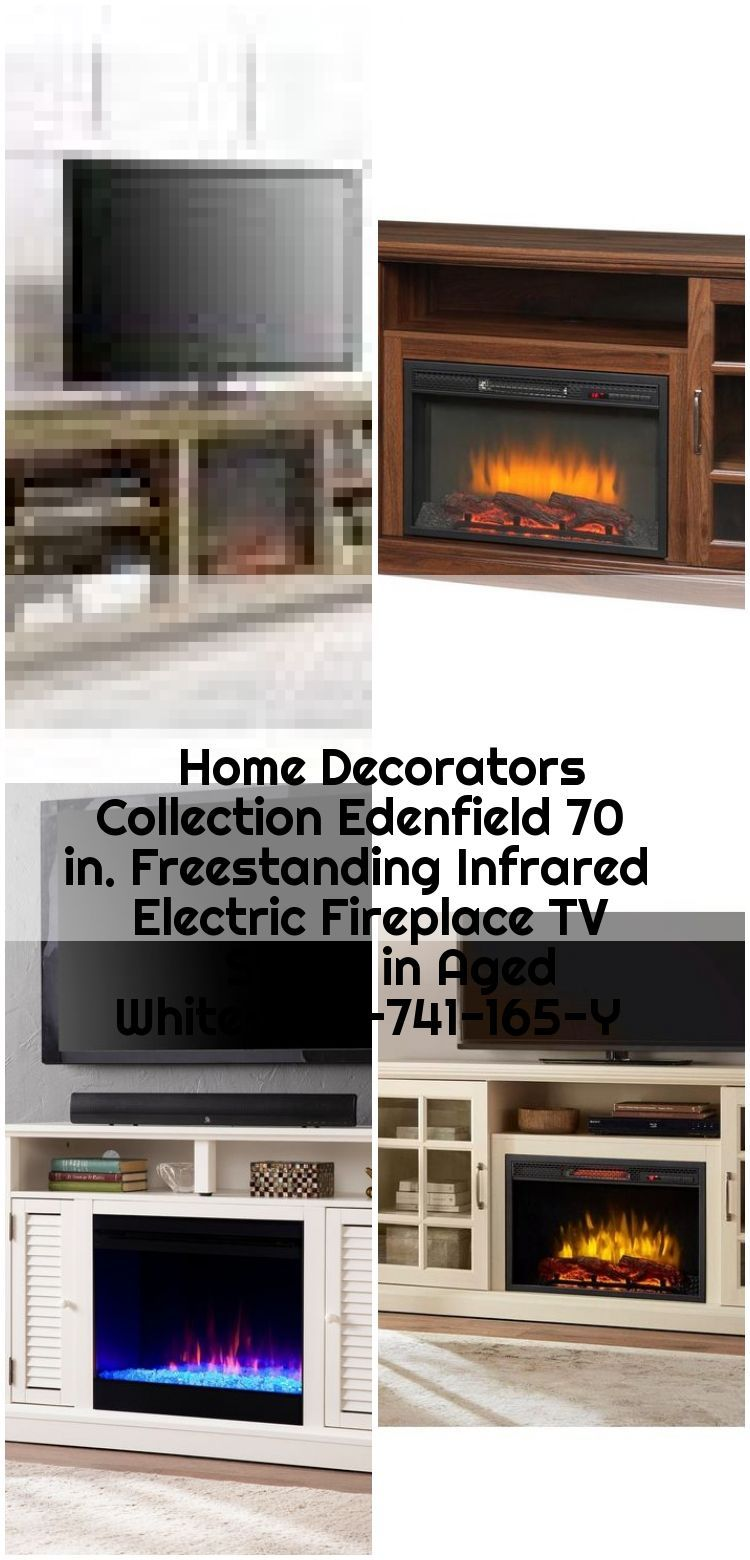 Best Free Freestanding Fireplace White Style Fireplaces Are A Coveted Item Among Homeowners And Hom Electric Fireplace Tv Stand Electric Fireplace Fireplace Tv