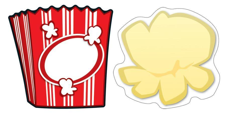 Popcorn Bucket Clipart Clipart Kid Circus Theme