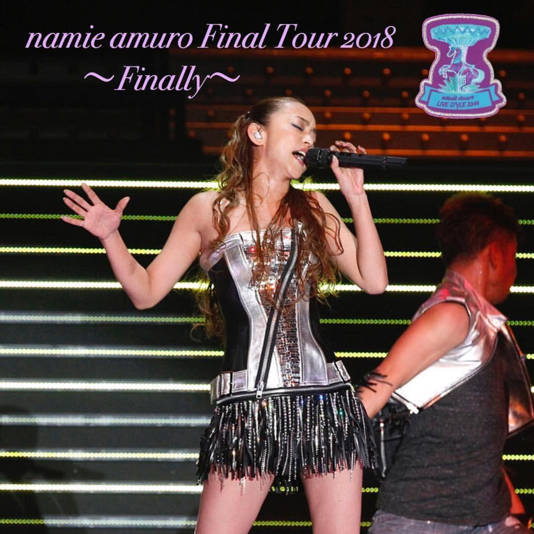 132252628013b ☆yuki☆さんはInstagramを利用しています 「. . namie amuro Final Tour ...